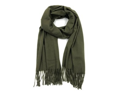 Sjaal Cashmere Touch groen